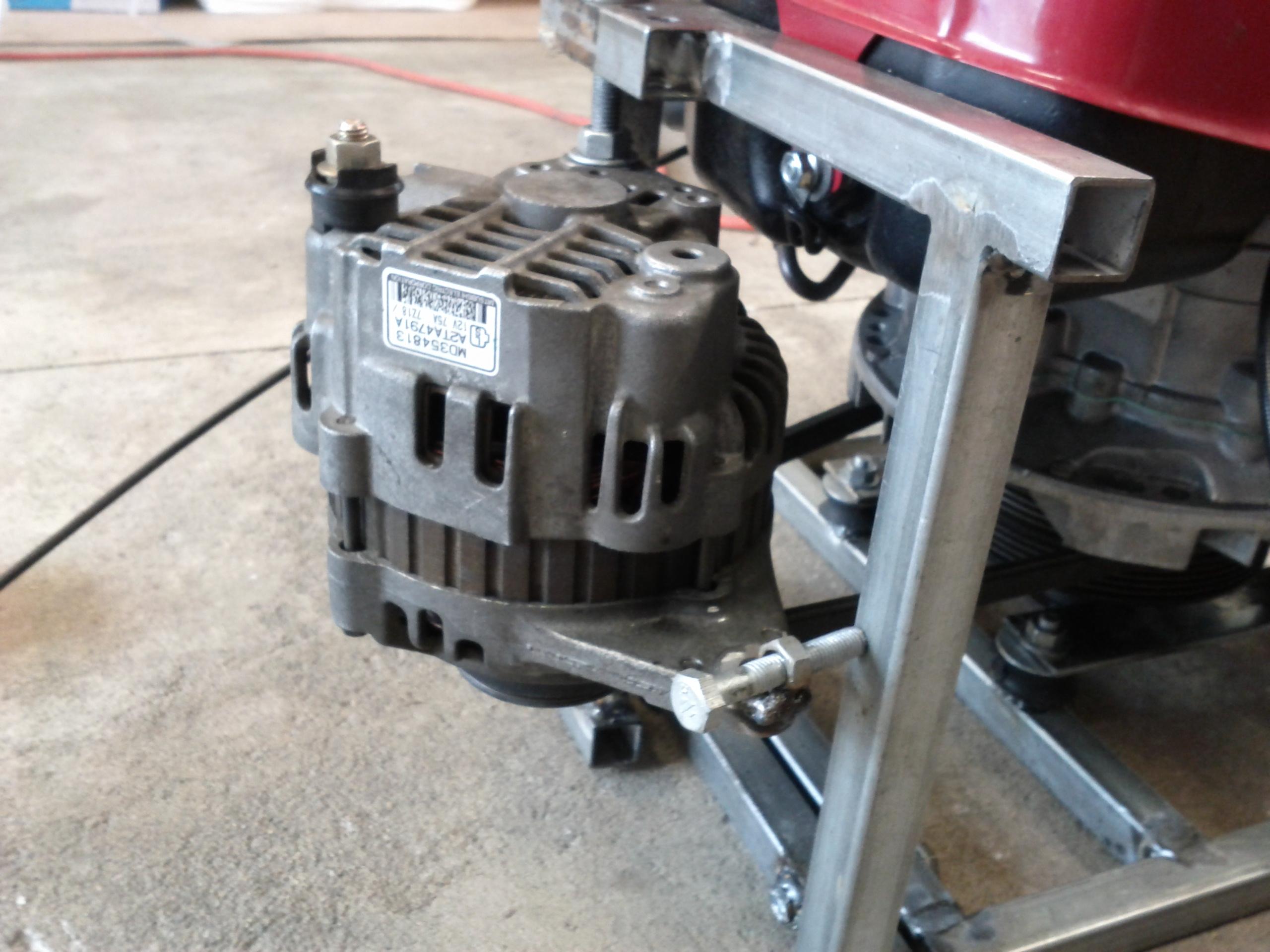 Power generator - Part 1 > Make it, Break it, Fix it