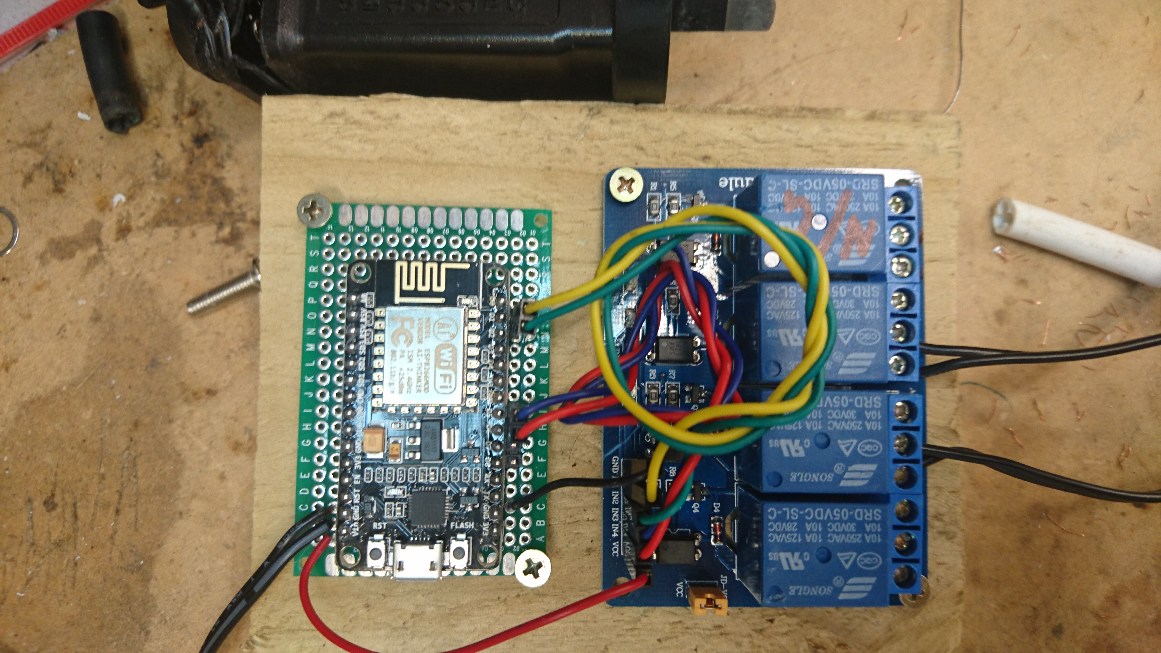 Home Automation Risc Remote Iot Switch Controller Make It Step 2 Select A Circuit Board Build