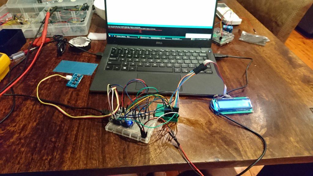 ESP8266 (Arduino) programming